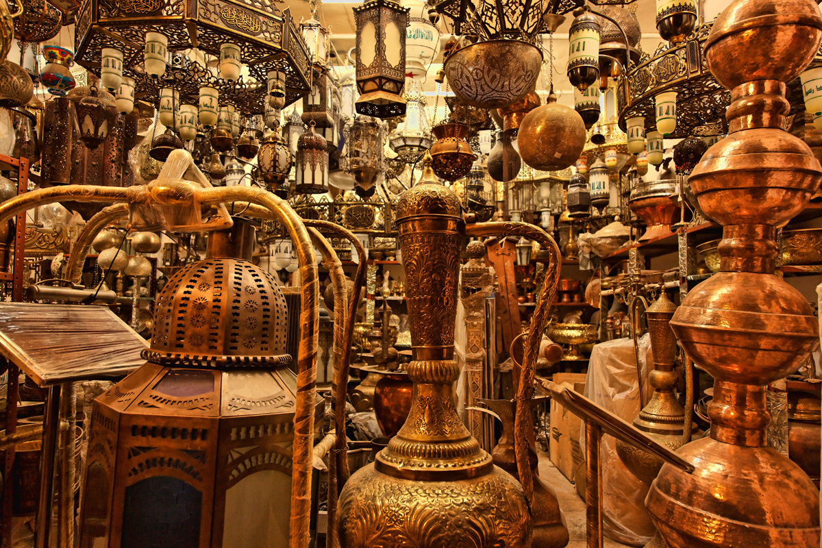 Shop - Old Islamic Quarter