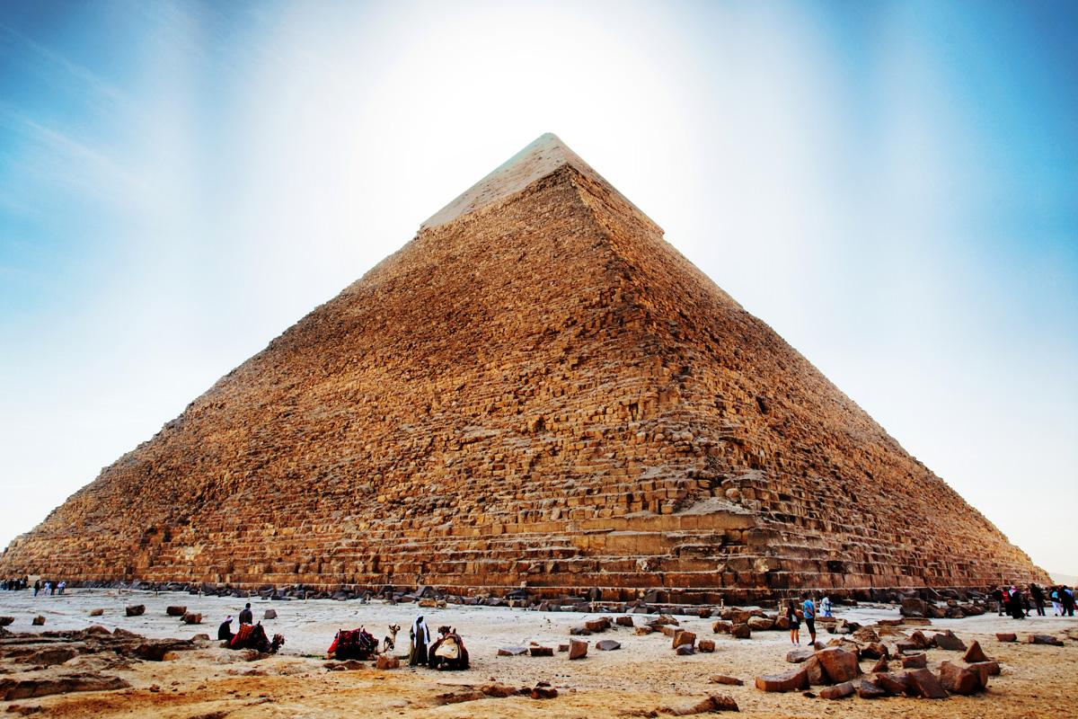 Pyramid Kephren