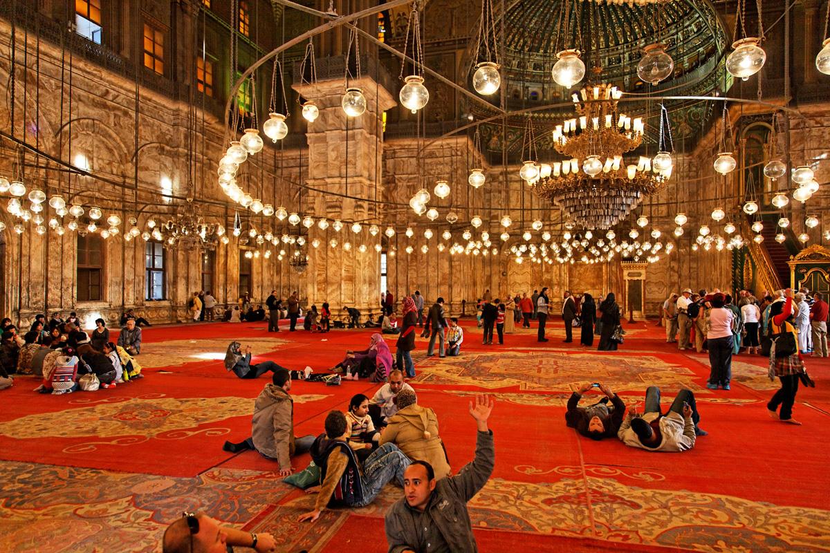 The Citadel - Mohammed Ali Mosque