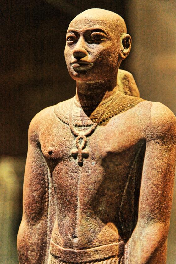 Statue of Prince Horemakhet
