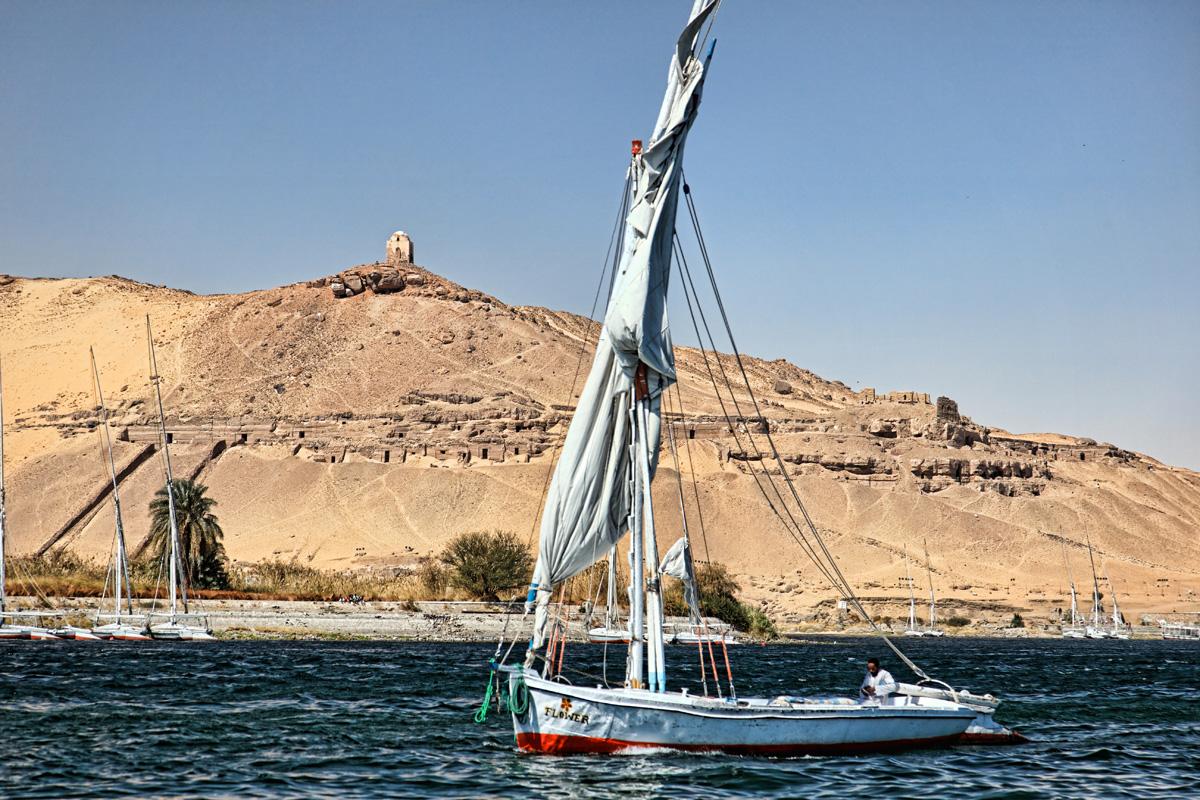 Tombs - Aswan