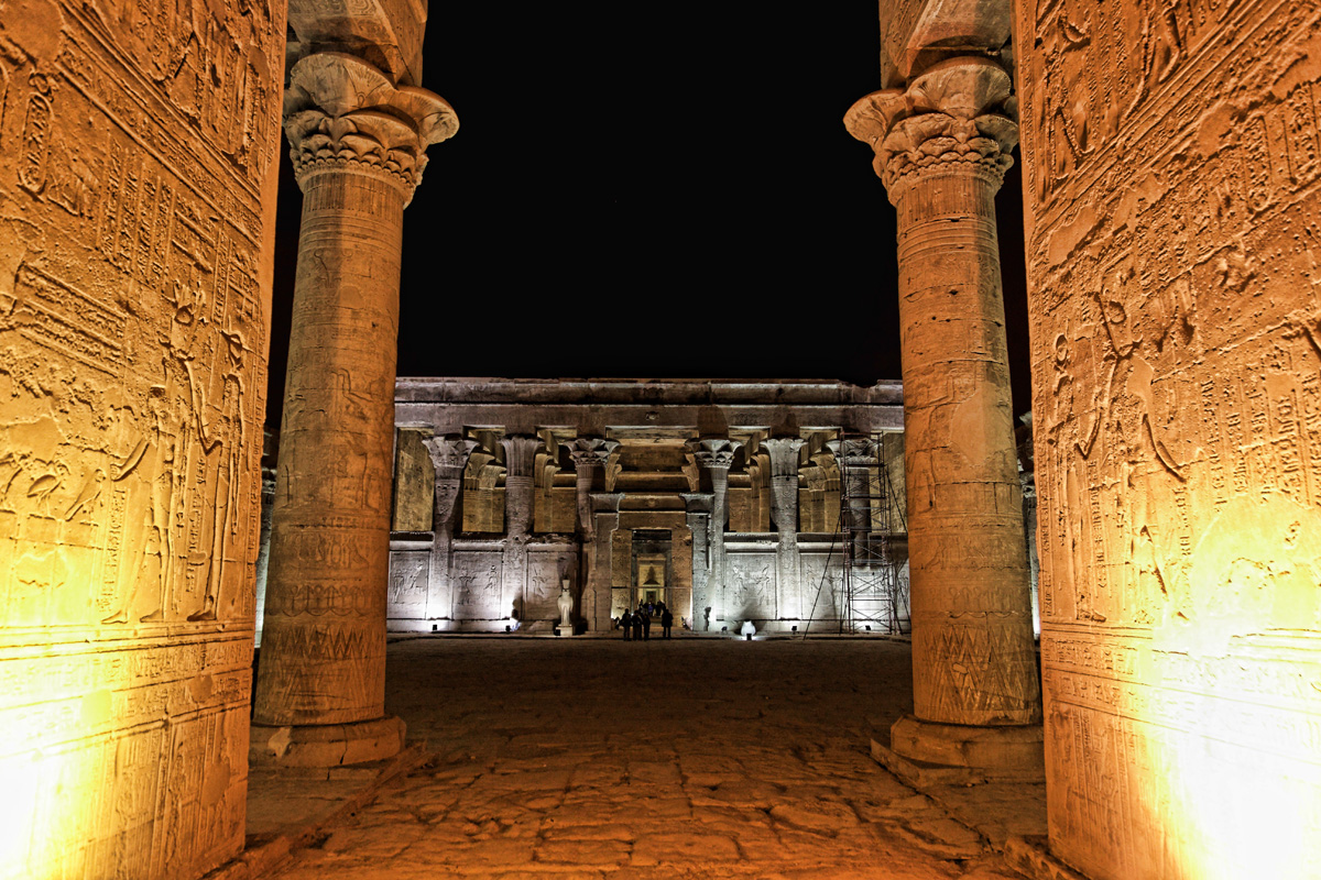 Edfu Temple of Horus