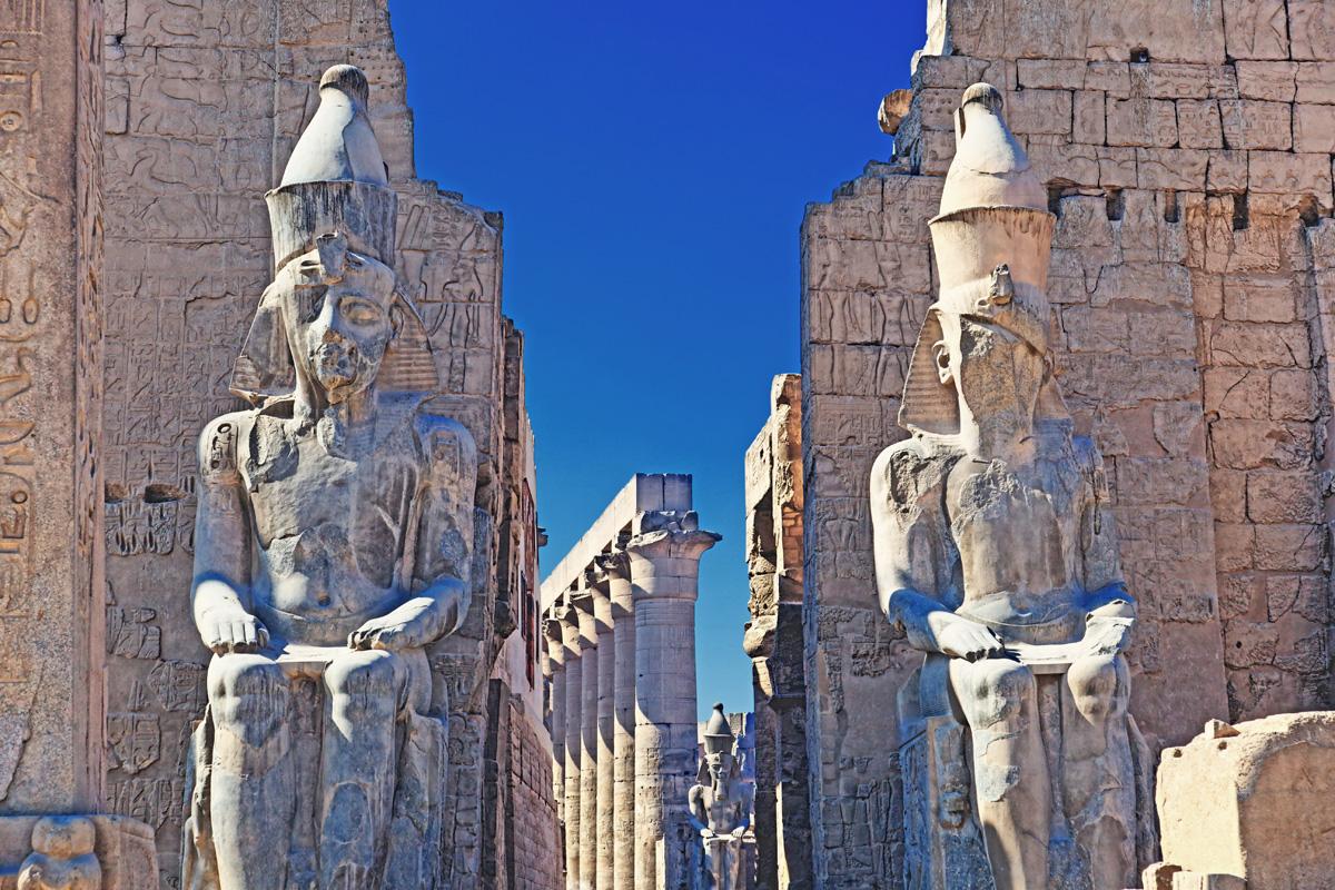 Ramses II Colossus