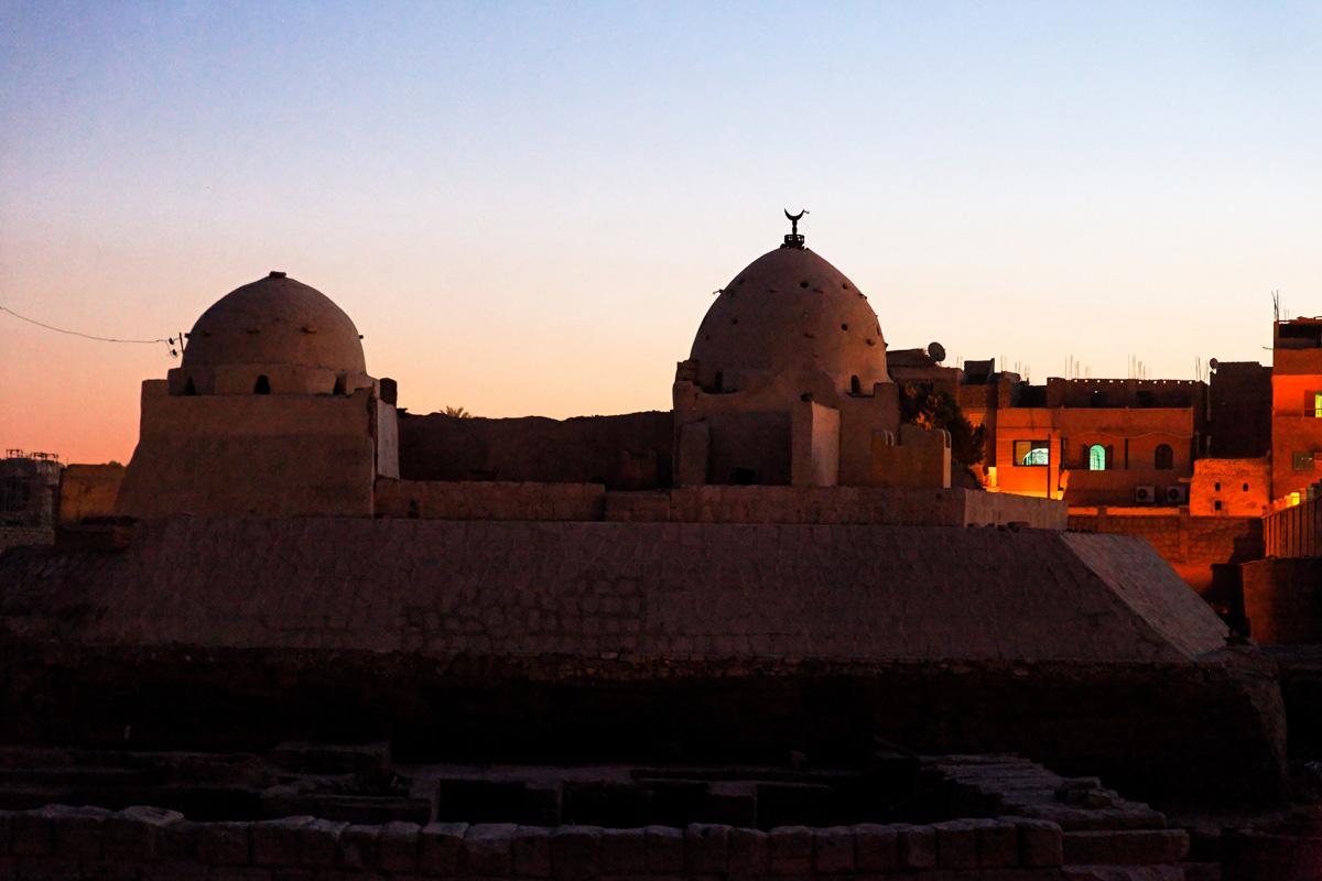 View from Karnak