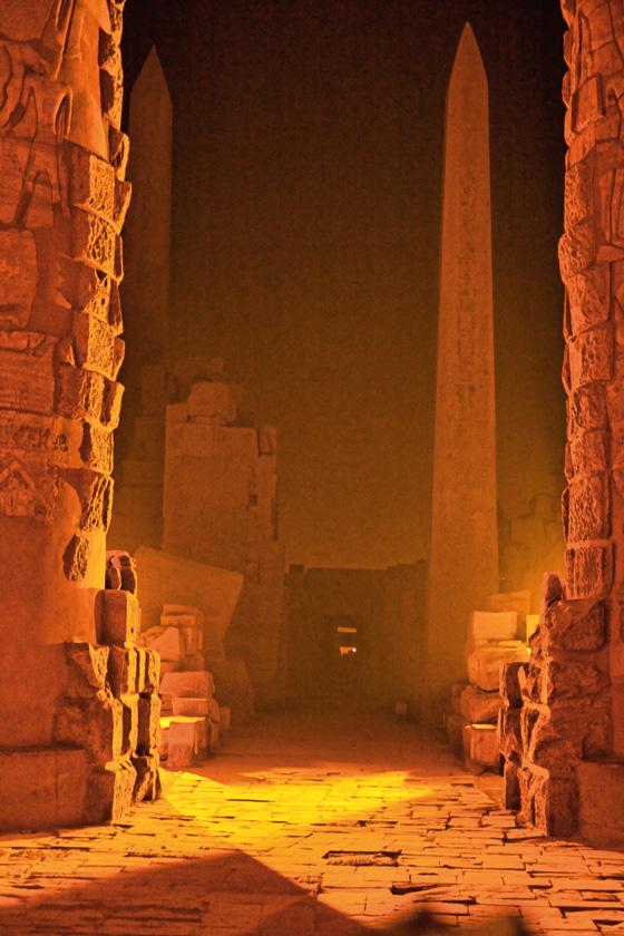 Karnak Temple complex - Luxor