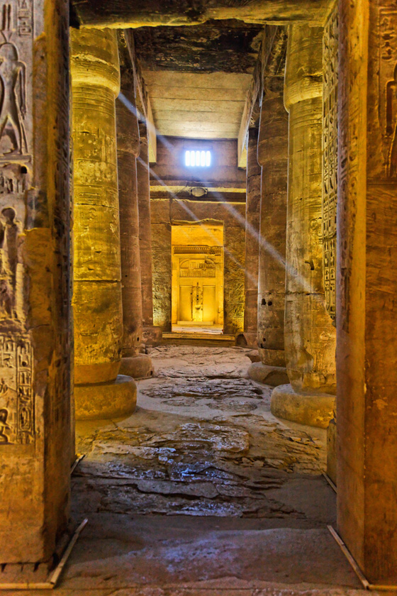 Temple of Seti, Abydos