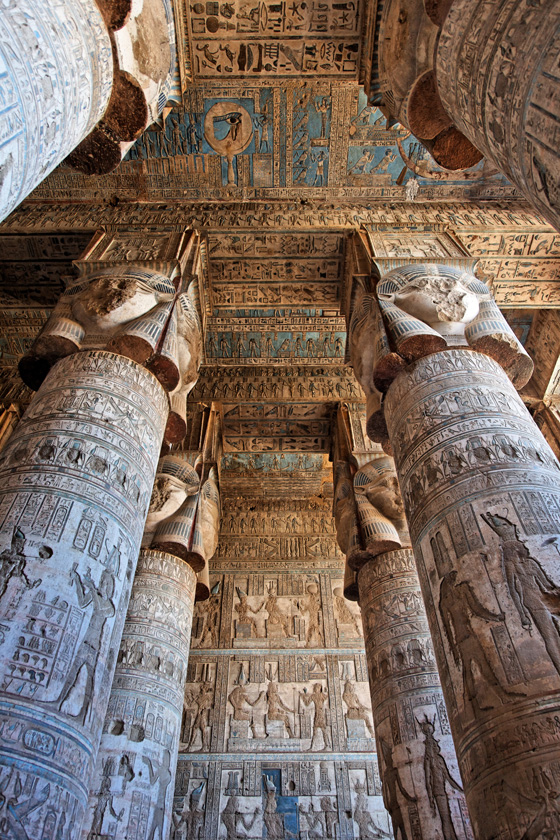 Denderah Temple of Hathor