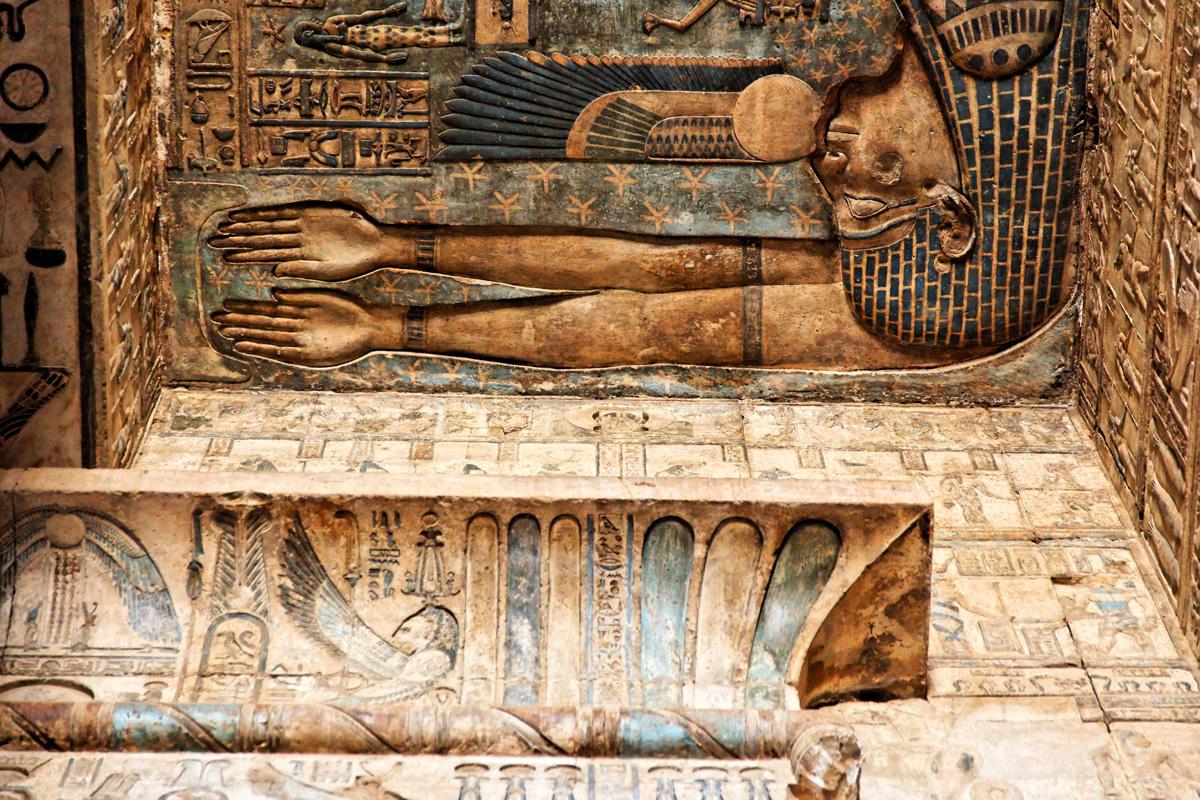 Denderah Temple of Hathor